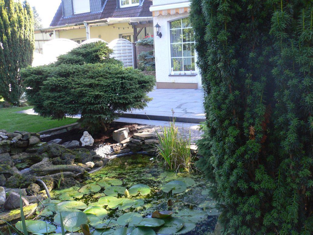 Gartengestaltung garten und landschaftsbau ferdinand peun for Gartengestaltung romantisch