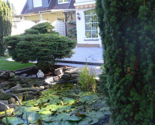 Gartengestaltung am Niederrhein